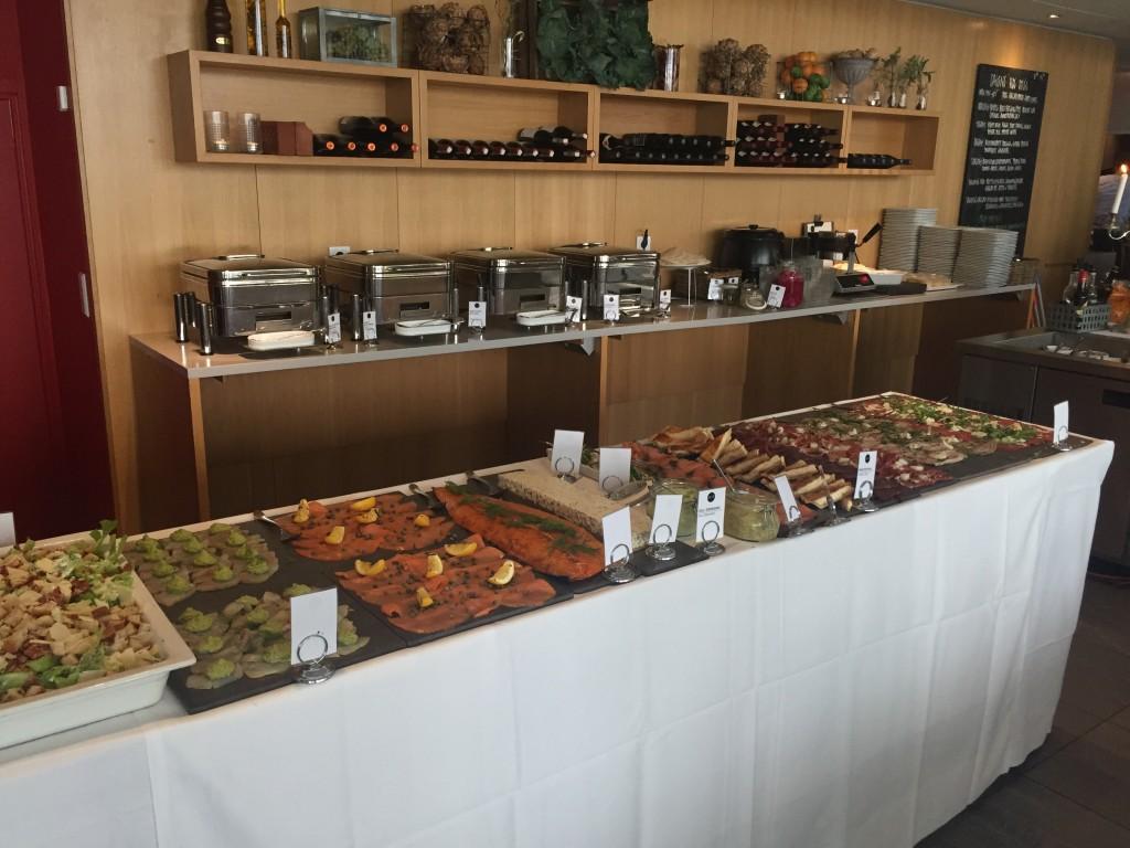 Marstrands havshotell lunch